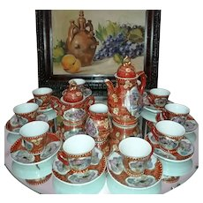 Fine China Set Complete Service for 10