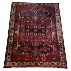 Antique Moroccan Oriental Rug