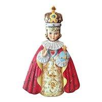 Goebel Archive Pattern Robson Jesus Infant of Prague #Rob421 TMK4 1962-1971