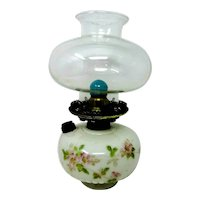 Converted Oil Lamp - Clark Brothers - circa 1890s