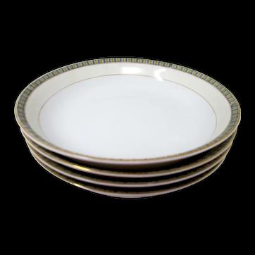 Noritake FLORENCIA Coupe Soup Bowl - Set of 4