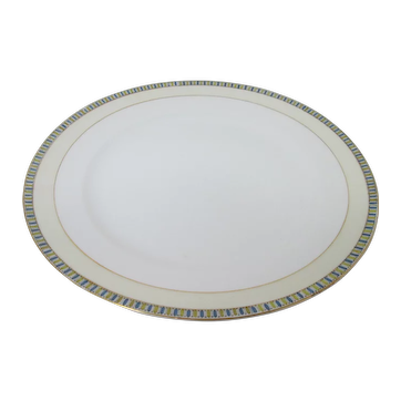 Noritake FLORENCIA Dinner Plate - Early Nippon Mark - 1912 to 1922