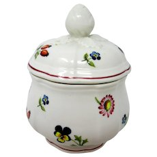 Villeroy & Boch - Petite Fleur - Sugar Bowl with Lid