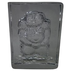 Scandinavian Motherhood Ice Sculpture by Lars Hellsten