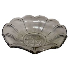 EAPG Indiana Glass Berry Bowl