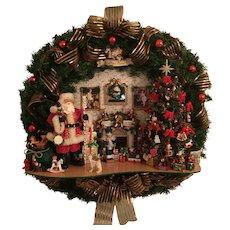 "28"" Christmas Wreath Like no Other"