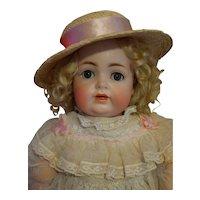 "23"" Kestner Child Doll Marked 260"