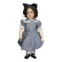"20"" Simon and Halbig 570 Antique Doll"