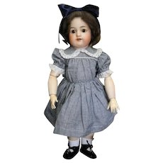 "20"" Simon and Halbig 570 Antique Doll"