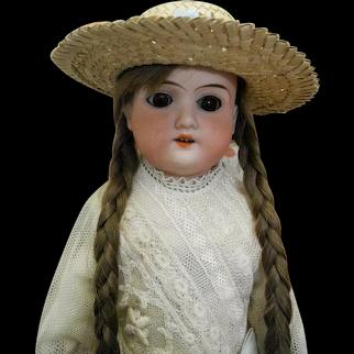 "19"" Armand Marseille 370 Antique Doll"