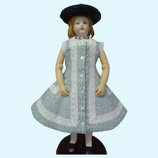 3 Piece Huret Reproduction Dress with Undergarments
