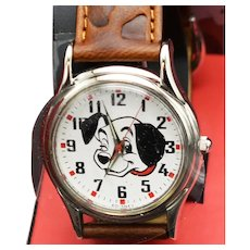 1993 Vintage 101 Dalmations Lucky Disney Limited Edition Watch