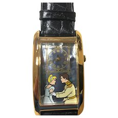 1993 Cinderella Disney Watch Collectors Club Series II Limited Edition FOSSIL