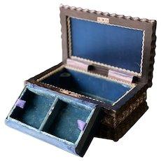 Edwardian Jewellery Box