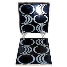 1960s Sanborns Mexican Modernist tiles NWT/NOS Dal-Tile