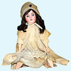 German Bisque Doll by Heinrich Handwerck Simon & Halbig 21''