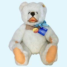 "Vintage Steiff Washable Cozy 15"" Teddy 4764/40"