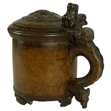 Norwegian Tankard 17th - 18th Century
