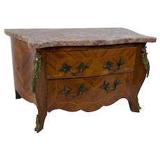 Miniature Louis XVI Style Dresser