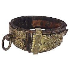19th Century Dog Collar