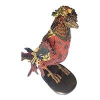 Italian Beaded Bird