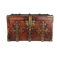 Louis XVI Kingwood Small Chest