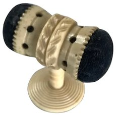 Double Ended Bone Pin Cushion
