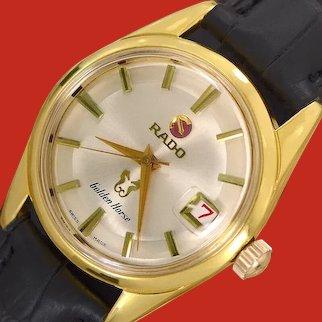 RADO Golden Horse Vintage Unisex Watch