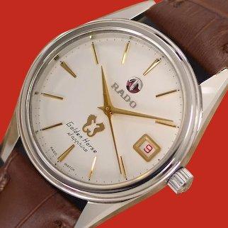 Vintage Rado Sapphire Automatic watch