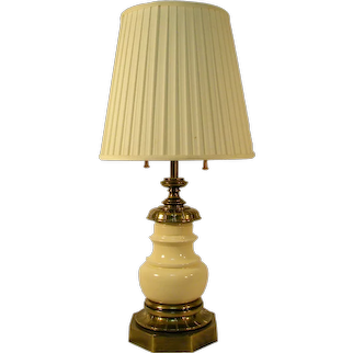 Brass Stiffel Table Lamp