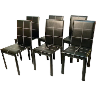 Matteo Grassi Dining Chairs