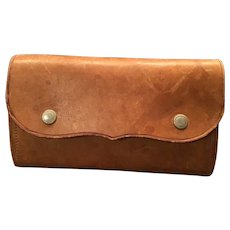 Vintage Fly Fishing Wallet #3