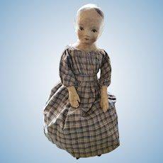 "Handmade ""Izannah"" Doll by Judie Tasch"