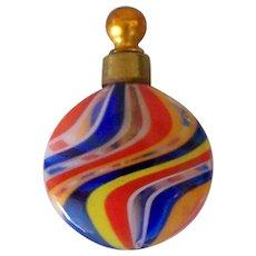 Great Germany Bimini Art Glass Scent/Perfume Bottle