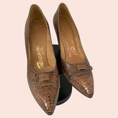 Vintage Lizard Shoes