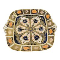 Royal Crown Derby Old Imari Pattern Tray