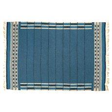 Scandinavian mid-century modern rug. 237cm x 162cm (93 x 64 in)