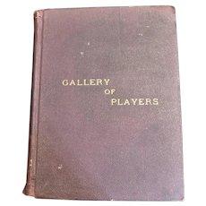 Gallery of Players 1-8 HB 1894 Original