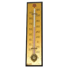 Vintage Keen Kutter Wall Thermometer