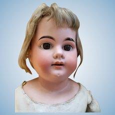 "Armand Marseille 24""  bisque doll"