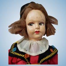 "Lenci-Type 9"" doll"