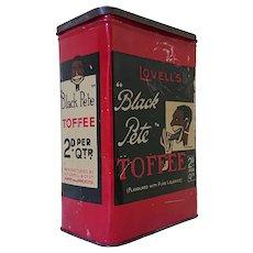Black Pete Toffee - Lovells