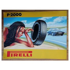 Pirelli P-2000 Rubber Car Tyres