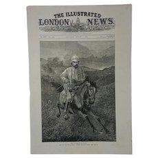 Greatest War Correspondent- Archibald Forbes, Zulu War (1879).
