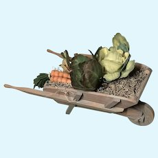 Garden Wheelbarrow R John Wright Beatrix Potter series