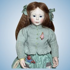 21 inch Hannah by Lynne and Michael Roche 1993