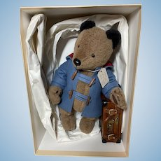 R John Wright Paddington bear 141 of 2500 Signed