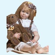 One of a kind Susan Krey baby WOP 2015
