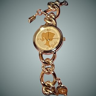 Charming Barbie Watch by Fossil Limited Edition