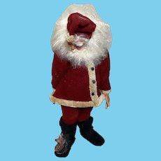 "Deb Henderson Drolleries Santa ""A Little Conversation"" OOAK  Presentation"